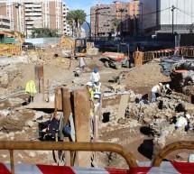 La interminable historia del metro en el centro de Málaga