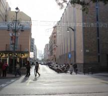 Cambios de tráfico en el entorno del Ensanche por las obras del Soho