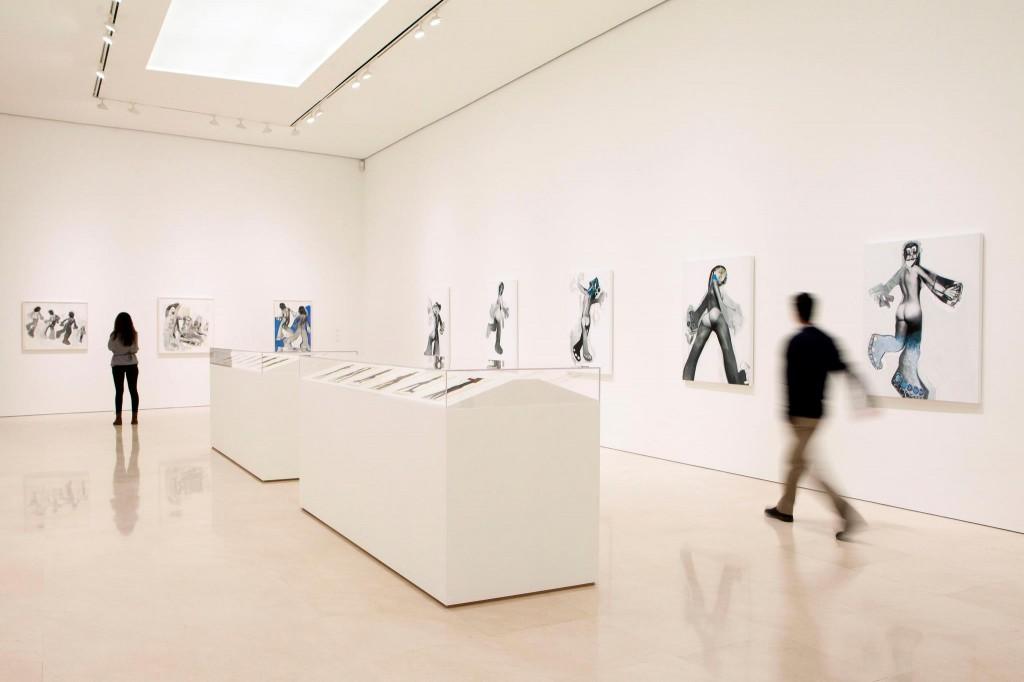 Una de las salas del Museo Picasso (Autor: Picasso Málaga)