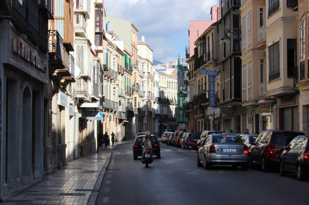 La imagen de calle carreter a es tercermundista for Calle palma del rio malaga
