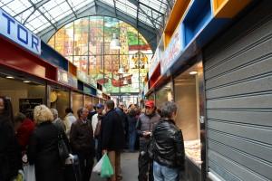 Mercado de Atarazanas en Málaga