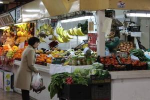 Mercado de La Merced. / T.M.