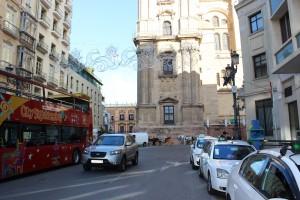 La calle Molina de Lario. / T.M.
