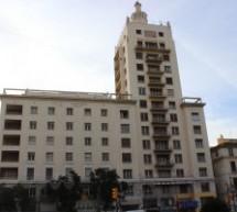 'Rascacielos' del centro se degradan a la espera de proyectos