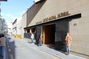 El Centro Provincial Cultural de la Diputación. / T.M.