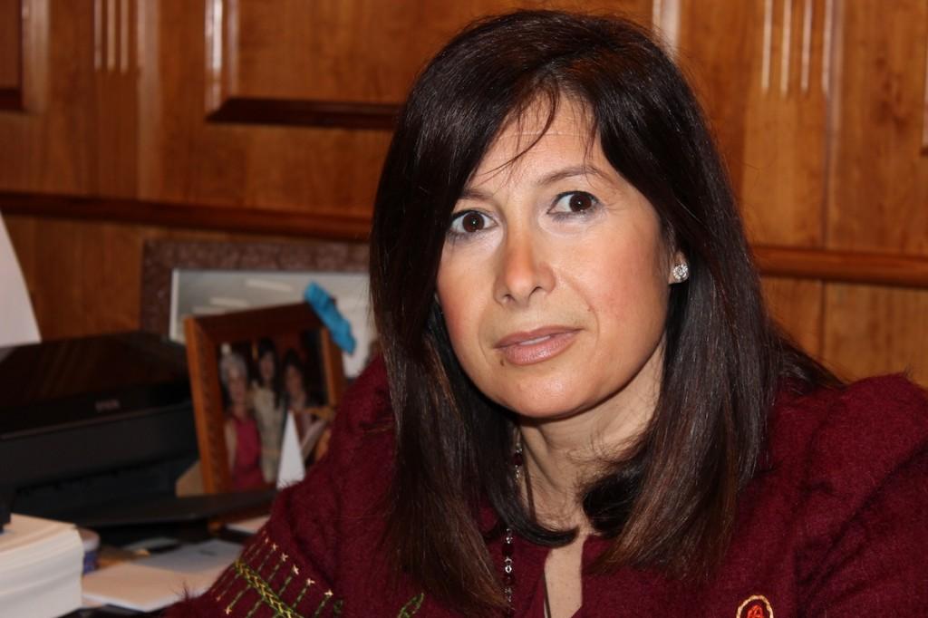 Gemma del Corral llegó al equipo de gobierno hace año y medio como edil de distrito sin área. / T.M.