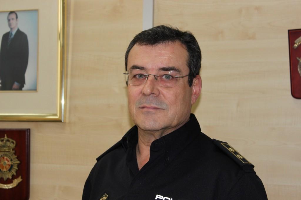 Lleva desde 2008 como comisario del centro. / T.M.