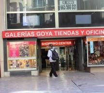 Las horas más bajas de Galerías Goya