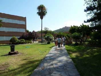 Campus de El Ejido.