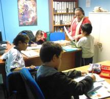 Arrabal, el 'timón' para muchas familias con problemas