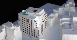 Imagen del proyecto de la promotora Braser.