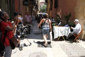 Las calles del centro antiguo, escenarios. / Málaga Film Office