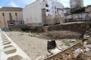 Solar de calle Nosquera. / T.M.