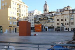 Plaza de Camas.