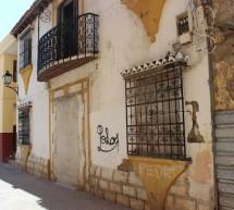 Quejas vecinales por el abandono de la antigua sede de Cruz Roja en La Trinidad