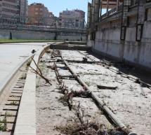 La larga espera del río Guadalmedina