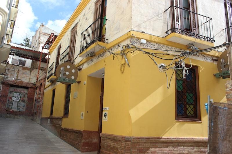 Baños Arabes De Malaga | Los Antiguos Banos Arabes Del Centro Historico Se Preparan Para