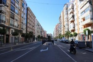 El parking de la calle Salitre. / T.M.