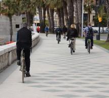 El centro no es aún 'país' para los ciclistas
