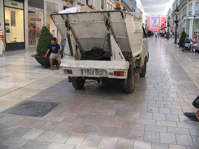 El antecedente es de 2002, donde la huelga de basuras causó estragos. / Cyberfrancis