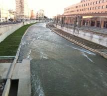 400.000 euros para evitar malos olores del Guadalmedina, mientras aún persiste 'La Pocilga'