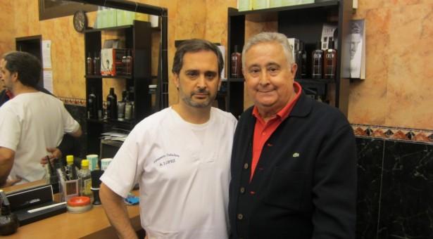 """""""Yo peiné el flequillo de Antonio Ordóñez"""""""